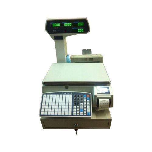 电子打印秤-6408-C-97P+P-电子打印收银秤