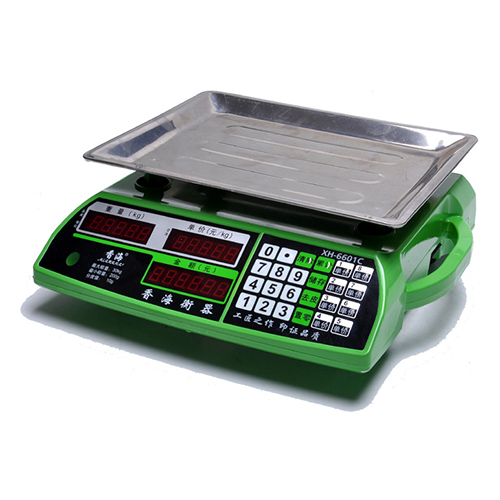 电子计价秤-6601 price scale-800