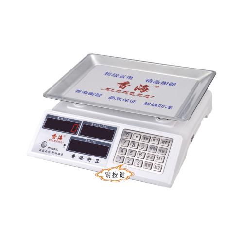 电子计价秤-XH-6603 电子计价秤