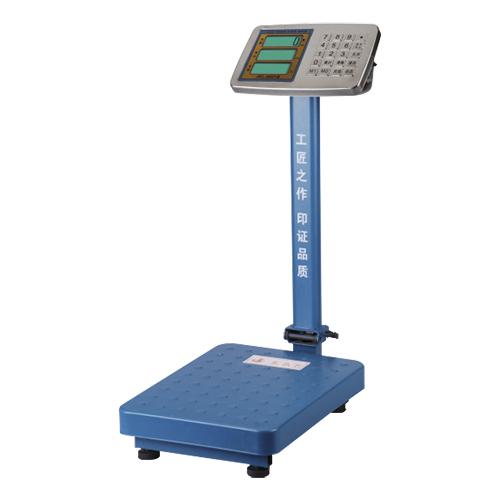 XH-8601 电子折叠台秤(钢按键)-XH-8601 电子折叠台秤(钢按键)