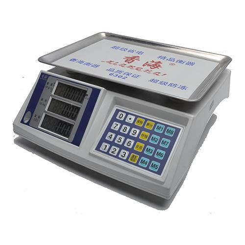 电子计价秤-6402-b-1000 电子计价秤