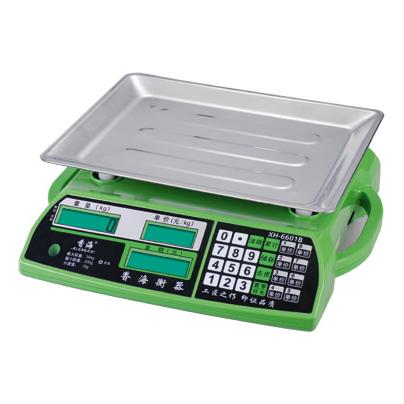 XH-6601 电子计价秤-XH-6601 电子计价秤