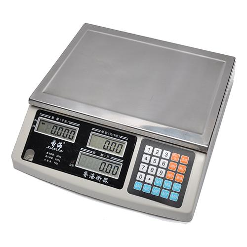 电子计价秤-6301 电子计价秤