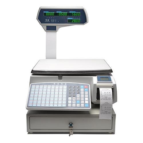 电子打印秤-6408shop 电子打印秤