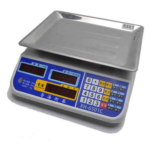 电子计价秤-6501c 电子计价秤