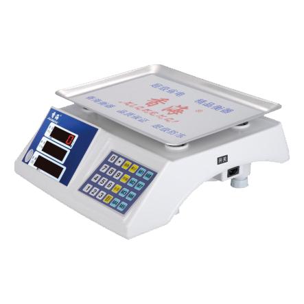 XH-6302 电子计价秤-XH-6302 电子计价秤(上下支架,全新料)