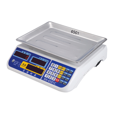 XH-6501 电子计价秤-XH-6501 电子计价秤