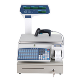 XH-6408 电子打印收银秤 -XH-6408 电子打印收银秤