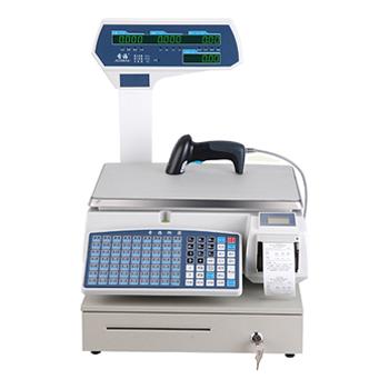 XH-6408 电子打印收银秤-XH-6408 电子打印收银秤
