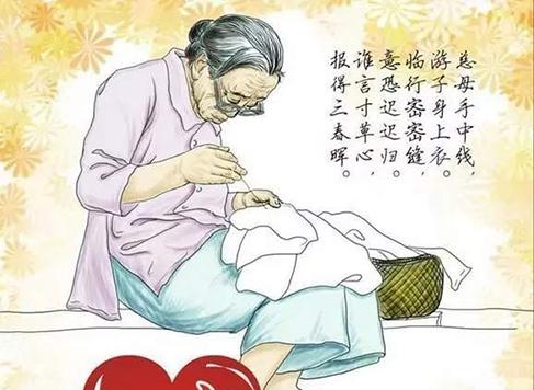祥宇门业为母亲而颂,为爱而承!