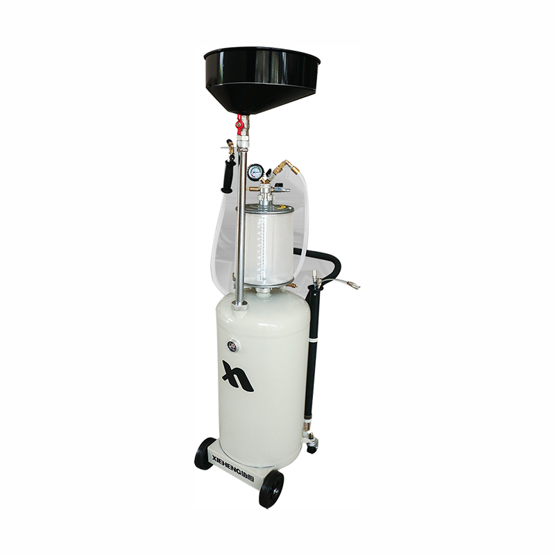 80 LITER OIL DRAINER WITH EXTRACTOR XH-ODT80L