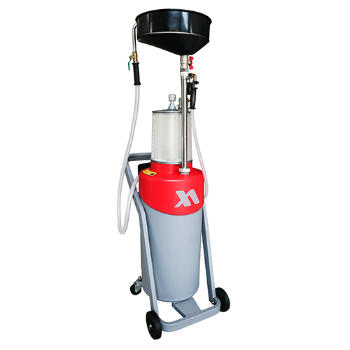 75 LITER OIL DRAINER WITH EXTRACTOR XH-ODT75