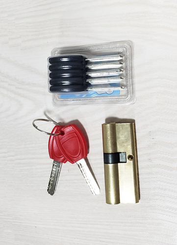 XLD-大红柄铜锁芯