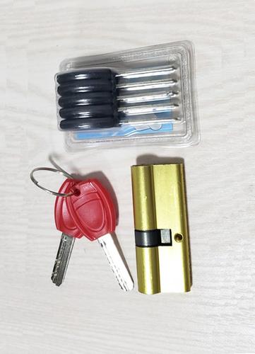 XLD-大红柄铝包铜锁芯