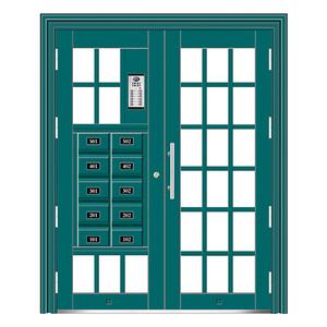 楼寓门系列