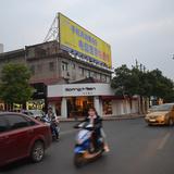 屋顶广告01