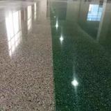 混凝土彩色钢化地坪(商场)