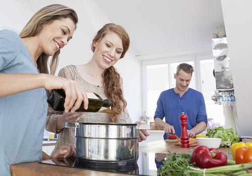 怎么清洗不锈钢锅?