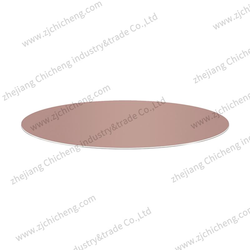 Four layer clad material Copper + 304 S\S + Aluminum + 430 S\S