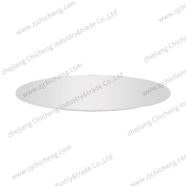 Five layer clad material 304 S\S + Aluminum + Copper + Aluminum + 430 S\S