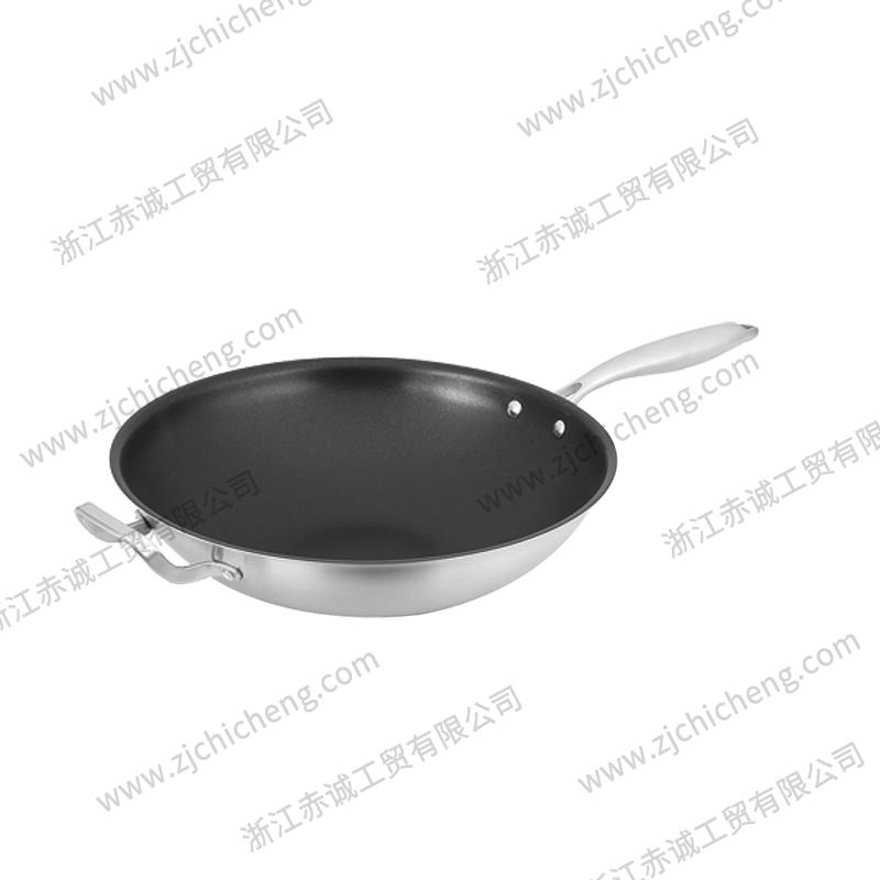 不粘锅含涂层 XB-2162