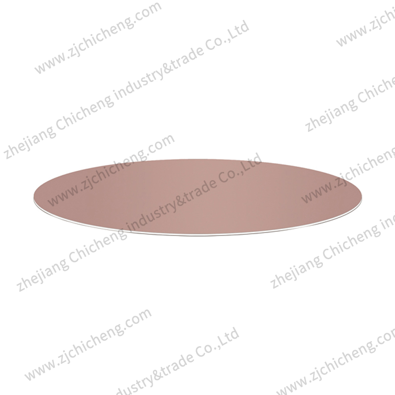 Two layer clad material Copper + Aluminum