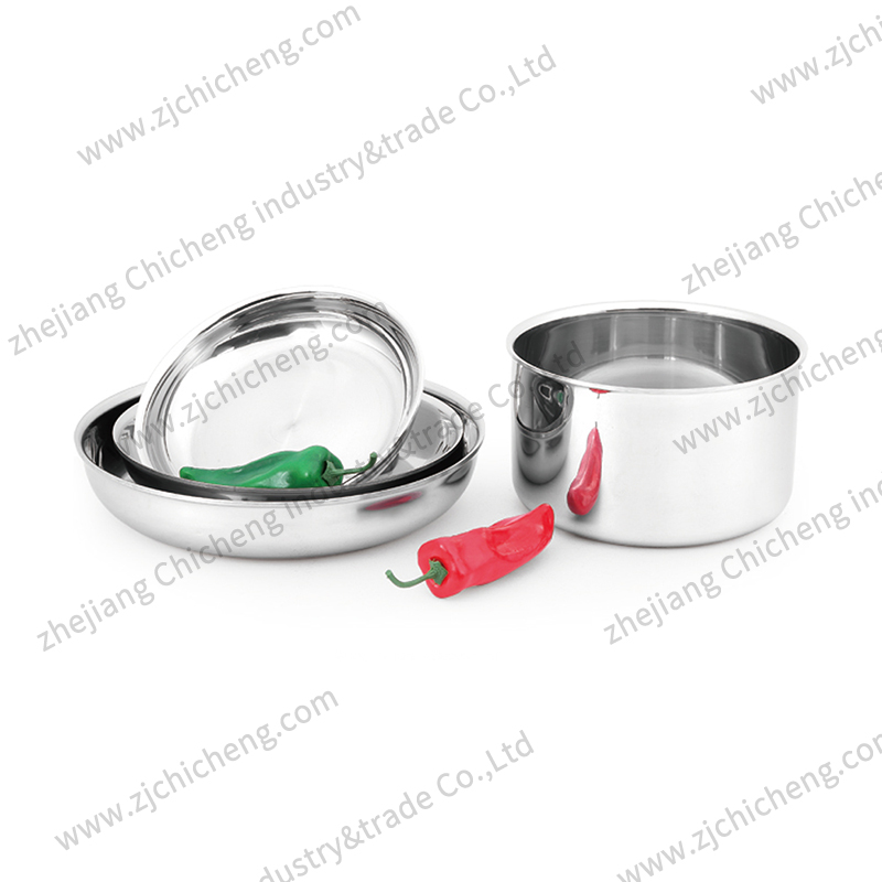Multiply stainless steel pan body XB-2169