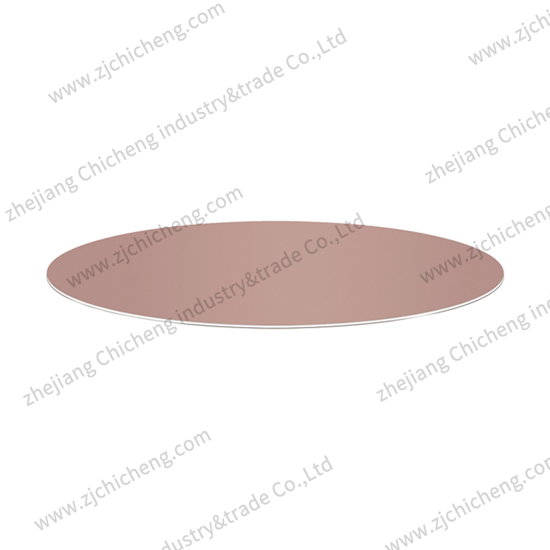 Four layer clad material Copper + 430 S\S + Aluminum + 430 S\S