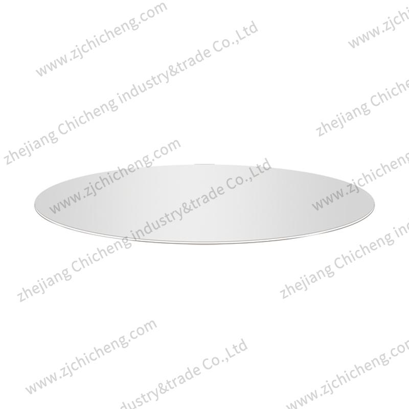 Three layer clad material 304 S\S + Aluminum + Copper