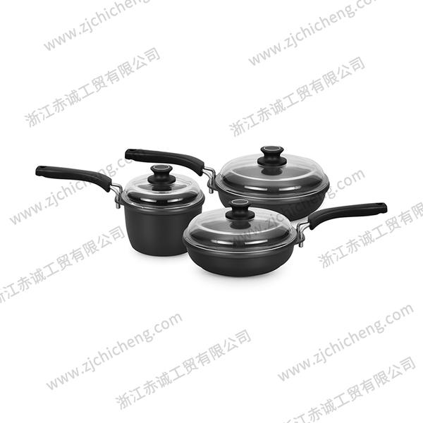 硬质氧化铝锅