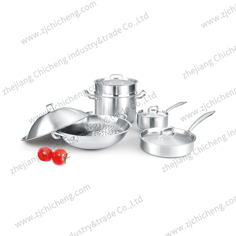 6PCS stainless steel XB-2123