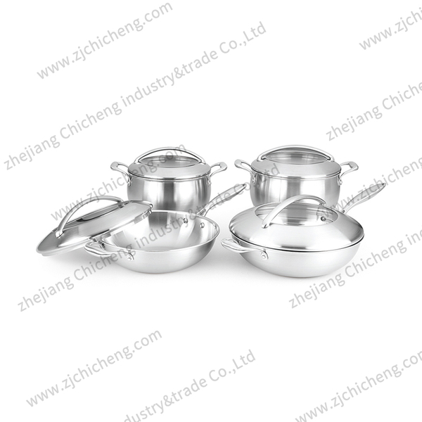 4PCS stainless steel XB-2101