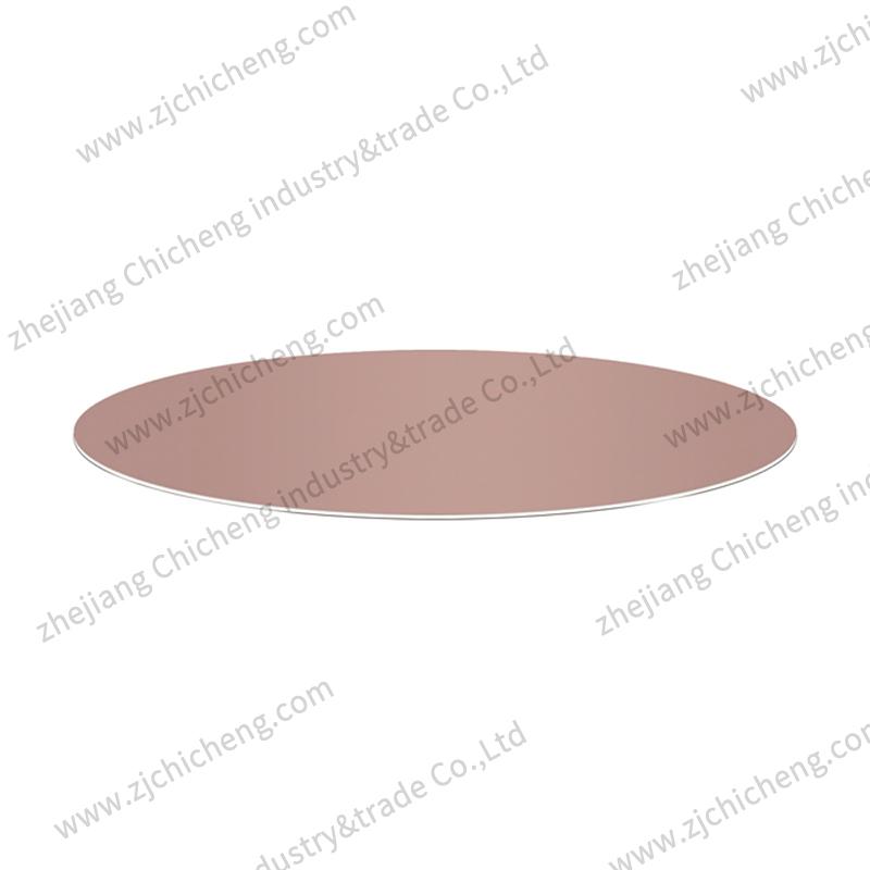 Three layer clad material 430 S\S + Aluminum + Copper