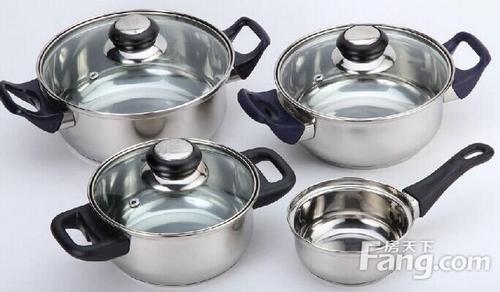 不锈钢锅使用注意事项?不锈钢锅变黑了怎么办?
