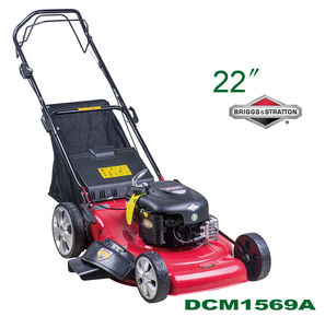 草坪机-DCM1569A (4 IN 1)