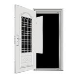 和熙不锈钢门 -HX-1108(门中门)