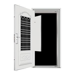 和熙不锈钢门-HX-1108(门中门)