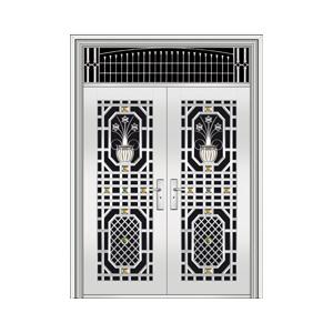 和熙不锈钢门-HX-1090(五类花)