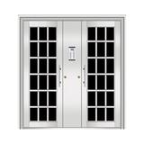 和熙不锈钢门 -HX-1105(玻璃门)