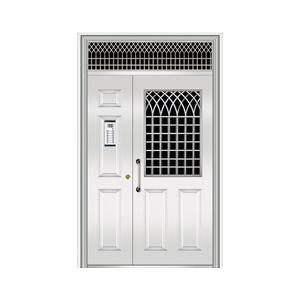 和熙不锈钢门-HX-1106(一类花)