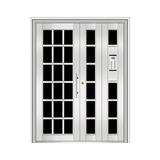 和熙不锈钢门 -HX-1103(玻璃门)