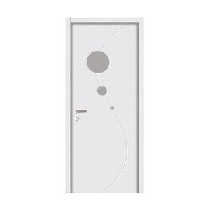 平板门 -HX-B098-纯白