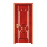 钢木门-HX-193(玫瑰红)深拉伸