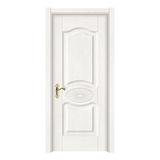 暖白浮雕门 -2111-暖白浮雕