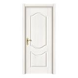 暖白浮雕门 -2108-暖白浮雕