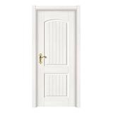 暖白浮雕门 -2106-暖白浮雕