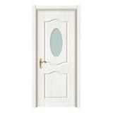 玻璃门 -2506-暖白浮雕
