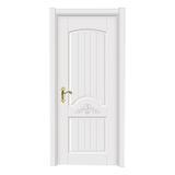 暖白光面门 -2306-象牙白