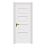 暖白光面门 -2309-象牙白