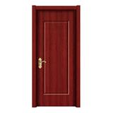 经典门 -3127红拼木